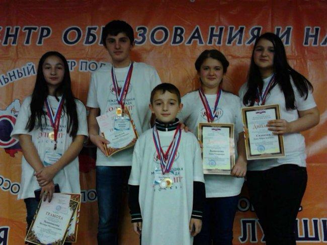 """Всероссийский конкурс """"Олимп"""" в Москве"""