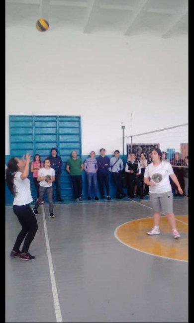 Открытый районный волейбольный турнир