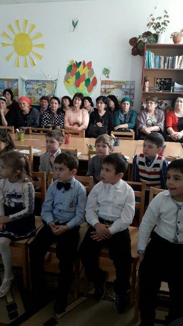 Семинар в подготовительной группе при школе