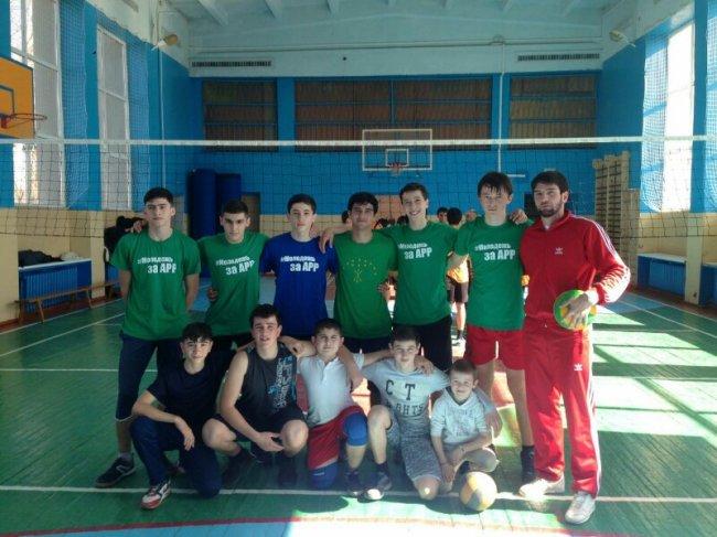 Зональное первенство КЧР по волейболу