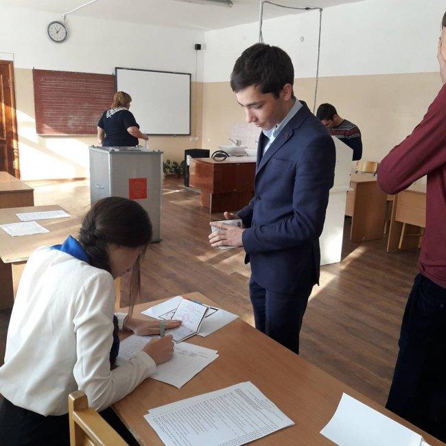 Референдум среди 10-11кл.