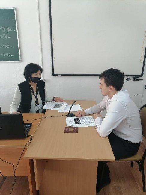 Итоговое собеседование по русскому языку в 9-х классах.
